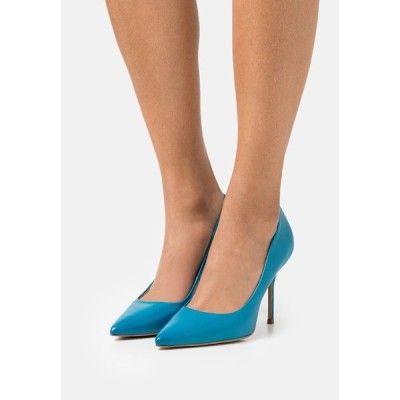 サン マリーナ ヒール レディース シューズ GALICIA - High heels - bleu