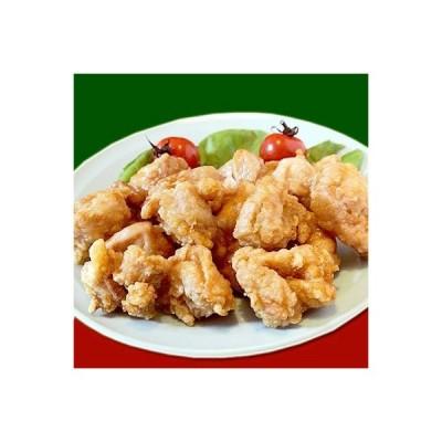 由布市 ふるさと納税 国産若鶏からあげ(調理済み)400g×3袋