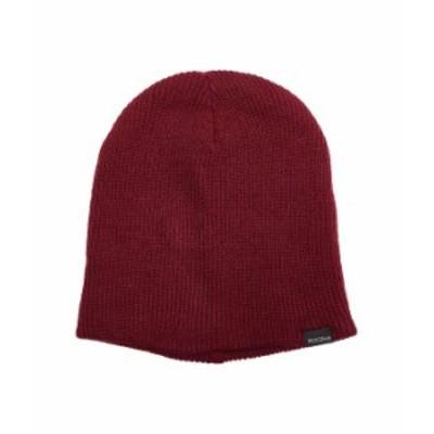 ニクソン メンズ 帽子 アクセサリー Compass Beanie Cabernet
