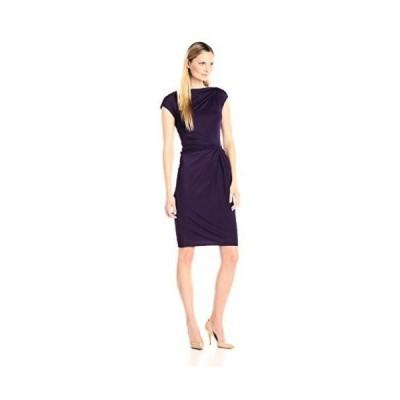 ドレス アンクライン Anne Klein レディース ドレス・ワンピース 10584478 ダブル ツイスト Front Sheath. Phoenix