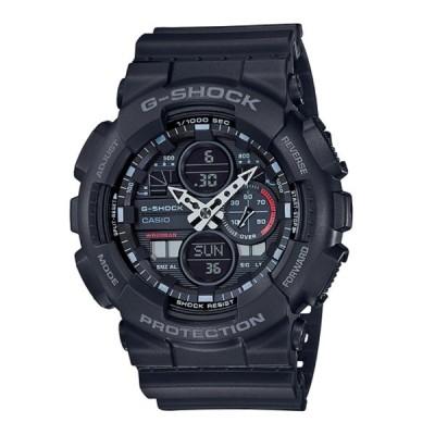 G-SHOCK Gショック ジーショック カシオ CASIO アナデジ 腕時計 ブラック GA-140-1A1JF 国内正規モデル