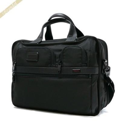 トゥミ TUMI メンズ ビジネスバッグ T-Pass Expandable ラップトップ ブリーフケース 2wayショルダー ブラック 026145D2 BLACK