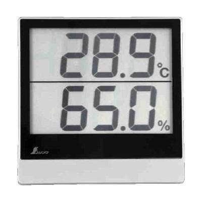 シンワ 73115 デジタル温湿度計_Smart_A (1個)