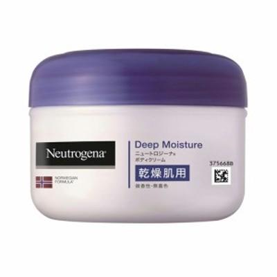 ニュートロジーナ ディープモイスチャー ボディクリーム 乾燥肌用 200ml