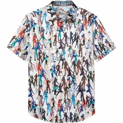 ロバートグラハム Robert Graham メンズ シャツ トップス Trixie Button-Up Shirt Multi