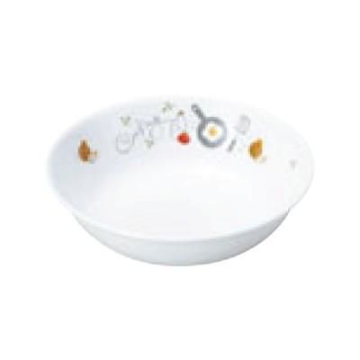リ・おぎそ 子ども食器シリーズ 浅鉢 13.3cm 1146-1240 高さ35(mm)/業務用/新品