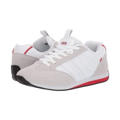 Globe グローブ メンズ 男性用 シューズ 靴 スニーカー 運動靴 Pulse Evo - White/Grey