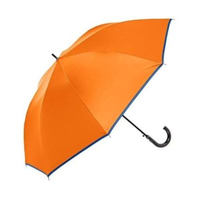 アウトドアプロダクツ 晴雨兼用長傘 65cm 10001060 (オレンジ 65cm)