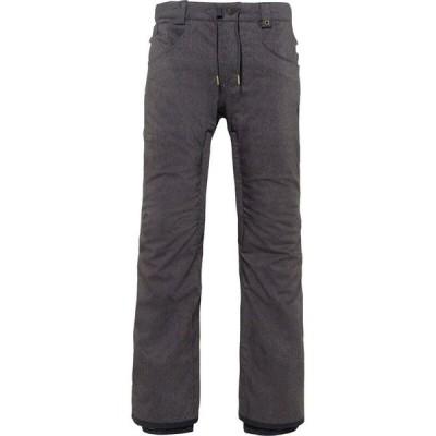 シックス エイト シックス 686 メンズ スキー・スノーボード ボトムス・パンツ Rebel Shell Pant Black Denim