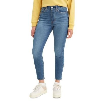 リーバイス レディース デニムパンツ ボトムス Women's Skinny Wedgie Jeans