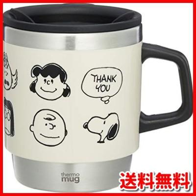 大西賢製販(K・Onishi) マグカップ Gang 300ml PEANUTS SNOOPY THERMO MUG PC-2800