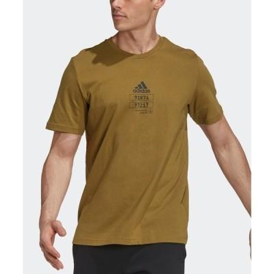 tシャツ Tシャツ アスレティクス グラフィック 半袖Tシャツ [Athletics Graphic Tee] アディダス