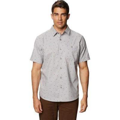 【倍倍ストア】(取寄)マウンテンハードウェア ビッグ コットンウッド シャツ - メンズ Mountain Hardwear Big Cottonwood Short-Sleeve Shirt - Men 倍々ストア