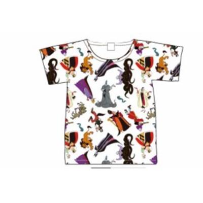 【ディズニーキャラクター】Tシャツ【L】【パターン】【ヴィランズ】【悪者】【悪者たち】【悪役】【敵役】【ディズニー】【映画】【アニ