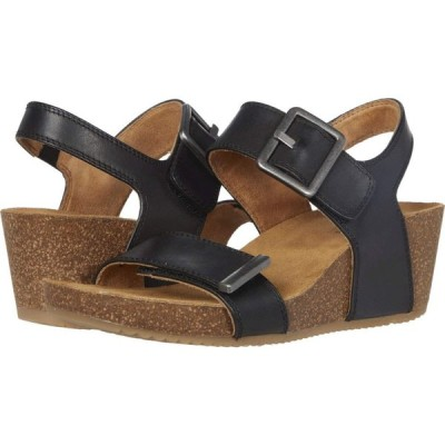 コンフォーティヴァ Comfortiva レディース サンダル・ミュール シューズ・靴 Emberly Black M-Vege