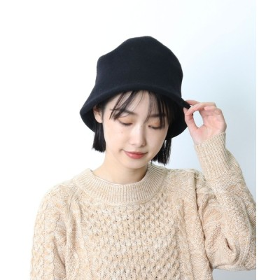 salle de bal / 【 Kopka / コプカ 】 # Knitting Woollen Hat ニットウールハット WOMEN 帽子 > ハット