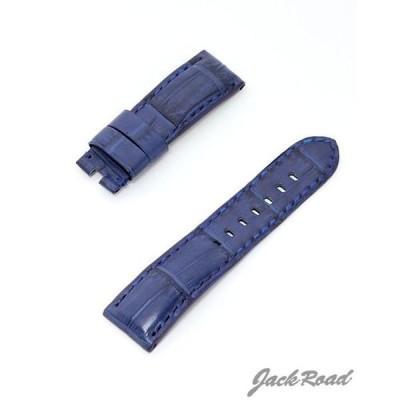 ジャックロード JACKROAD パネライ用・オリジナル革ベルト22mm(純正Dバックル仕様) jnd014 新品 その他