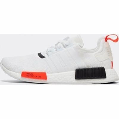 アディダス adidas Originals メンズ スニーカー シューズ・靴 NMD R1 Trainer Cloud White/Solar Red/Core Black
