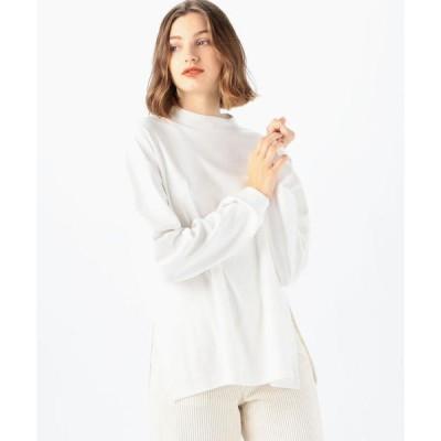 tシャツ Tシャツ スーパーシルキージャージー ハイネックプルオーバー
