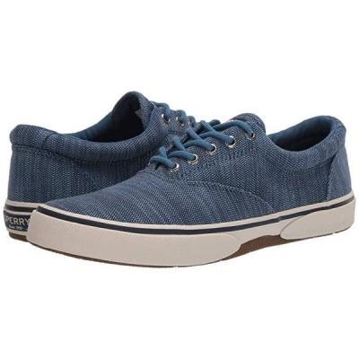 Sperry Halyard CVO Baja メンズ スニーカー 靴 シューズ Blue
