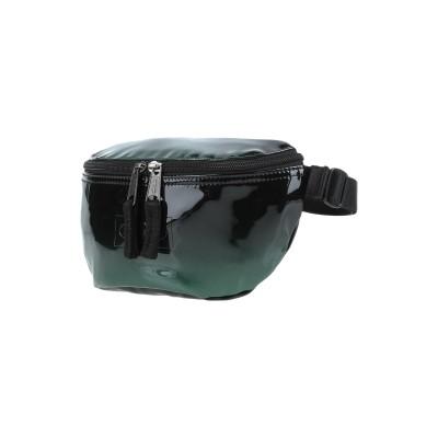 イーストパック EASTPAK バックパック&ヒップバッグ ダークグリーン 合成繊維 100% / ポリウレタン バックパック&ヒップバッグ