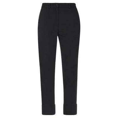 BRAND UNIQUE パンツ ブラック 2 ポリエステル 94% / ポリウレタン 6% パンツ