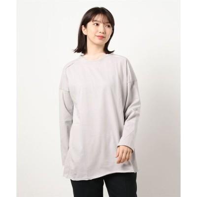 tシャツ Tシャツ (P.P)レイヤードカットソー
