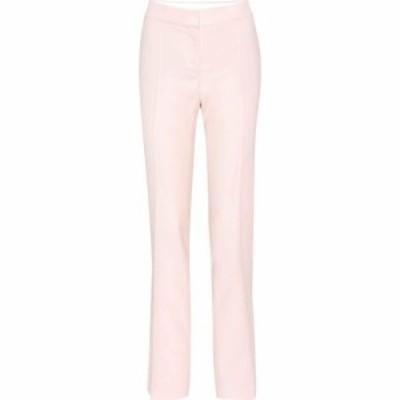 ステラ マッカートニー Stella McCartney レディース ボトムス・パンツ Regular-fit wool trousers rose