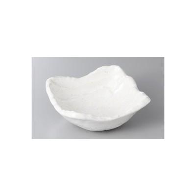 (業務用・鉢)白釉荒ソギ小鉢(入数:5)
