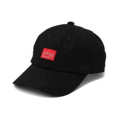 【ショット】 Manhattan Portage/マンハッタンポーテージ/6Panel CAP メンズ ブラック F Schott
