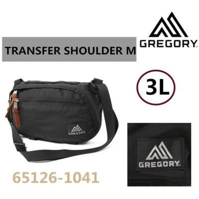 グレゴリー GREGORY ショルダーバッグ TRANSFER SHOULDER M  3L クラシック ティーニーサッチェル ラウンド 男女兼用 ショルダーバッグ 送料無料