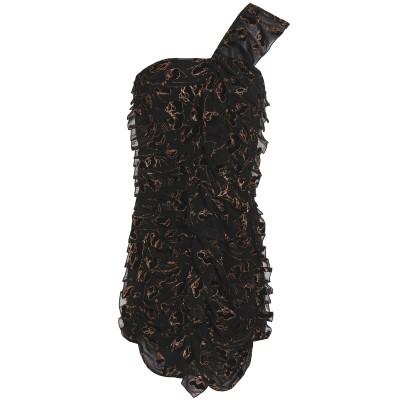 アリスマッコール ALICE McCALL ミニワンピース&ドレス ブラック 12 ポリエステル 100% ミニワンピース&ドレス