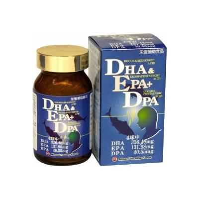 DHA&EPA+DPA(120球) ミナミヘルシーフーズ サプリメント