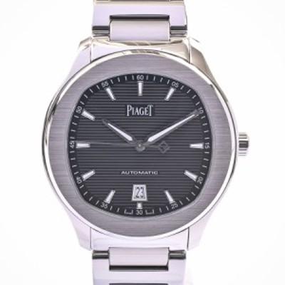 【中古】A品 ピアジェ ポロS メンズ腕時計 G0A41003  グレー メンズ