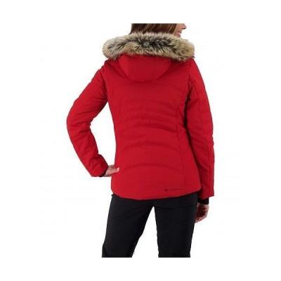 Obermeyer オーバーメイヤー レディース 女性用 ファッション アウター ジャケット コート スキー スノーボードジャケット Tuscany II Jacket - Rival Red