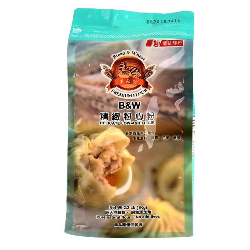 豐盟BW精緻粉心粉-中筋麵粉