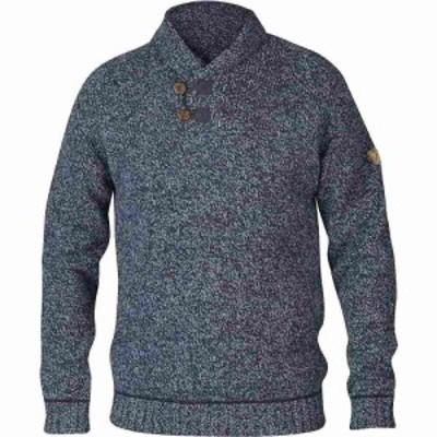 フェールラーベン Fjallraven メンズ ニット・セーター トップス Lada Sweater Dark Navy