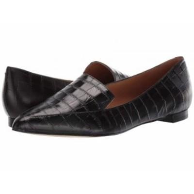 Nine West ナインウエスト レディース 女性用 シューズ 靴 フラット Abay Flat Black 1【送料無料】