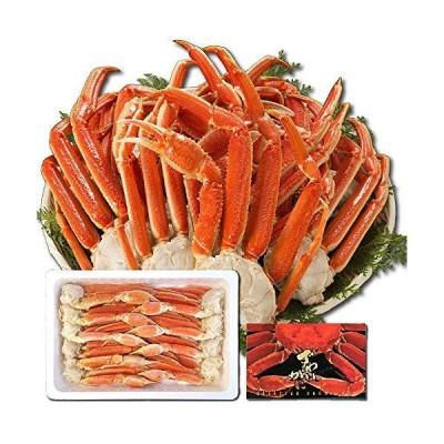蟹卸直売店 TMフーズズワイガニ ボイル かに脚 本ずわいがに 蟹 かに (3kg (10-13肩))