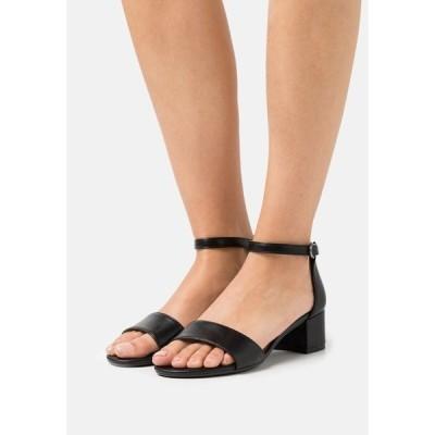 タマリス サンダル レディース シューズ Sandals - black