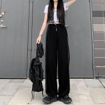レディース 個性的 パンツ ストリート系 原宿 ダンス衣装 スポーツ ヒップホップ 韓国ファッション ジャズダンス 演出服