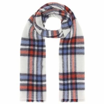 イザベル マラン Isabel Marant レディース マフラー・スカーフ・ストール Suzanne wool and cashmere scarf Blue