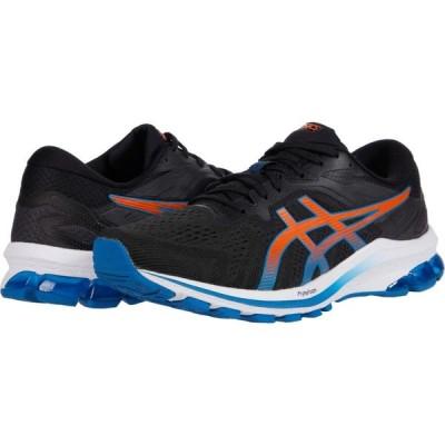 アシックス ASICS メンズ ランニング・ウォーキング シューズ・靴 GT-1000 10 Black/Reborn Blue