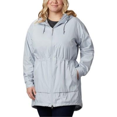 コロンビア ジャケット&ブルゾン アウター レディース Plus Size Sweet Maple Jacket Cirrus Grey