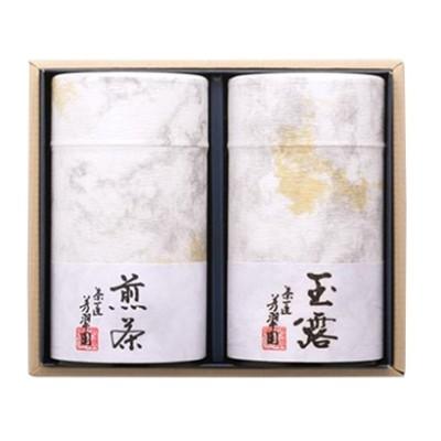芳翠園 ★玉露・煎茶詰合せ OPG-50