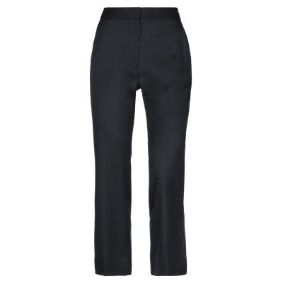 ステラ マッカートニー STELLA McCARTNEY パンツ ブラック 38 ウール 100% / コットン パンツ