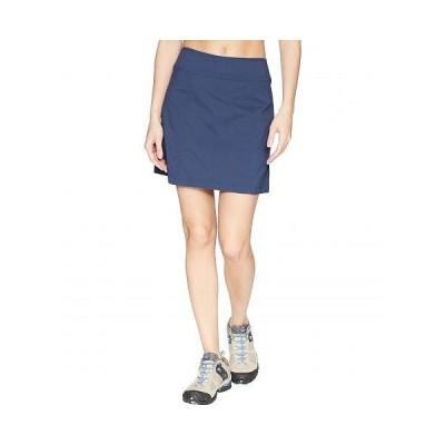 Royal Robbins ロイヤルロビンズ レディース 女性用 ファッション スカート Discovery Skort - Deep Blue