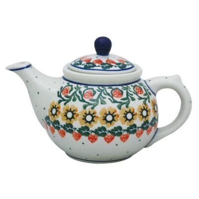 ティーポット0.4L No.858 Ceramika Artystyczna ( セラミカ / ツェラミカ ) ポーリッシュポタリー