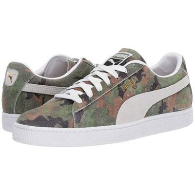 プーマ Suede Classic Ambush メンズ スニーカー 靴 シューズ Dachsund/Garden Green/Puma Black/Puma White