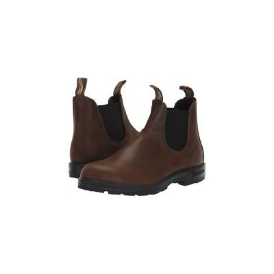 ファッション シューズ ブーツ Blundstone ブランドストーン サイドゴアブーツ ワークブーツ メンズ レディース (SE) アンティークブラウン  お取り寄せ商品
